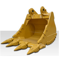HD Armoured Excavator ROCK, Mining, Quarry Bucket