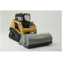 Digga Skid steer Loader Bucket Broom