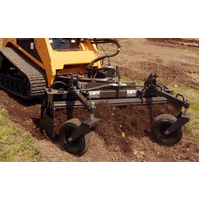 Digga Skid steer Loader Power Rake